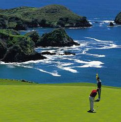 Kauri Cliffs Golf Club New Zealand